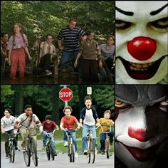 I still hate the comparison between the two movies,,, both stand out I love the movies n I gotta say the production n quality doesn't matter, gotta stick 2 da story It Movie Cast, Horror Movie Art, Horror Films, Scary Movies, Funny Horror, It The Clown Movie, Stephen King Movies, Pennywise The Dancing Clown, Good Movies