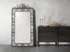 Westbury Floor Mirror | Arhaus Furniture