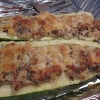 Italian Sausage Stuffed Zucchini Recipe