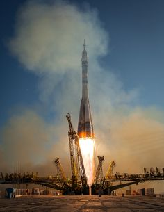 Expedition 38 Soyuz Launch (201311070005HQ)   Flickr - Photo Sharing!