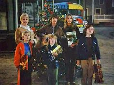 Partridge Family, Have Yourself a Merry Little Christmas Vintage Hollywood, Classic Hollywood, Vintage Tv, Vintage Barbie, Christmas Tv Shows, Family Christmas, Christmas Scenes, Christmas Movies, Christmas Eve