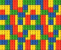 Fototapeta Zmywalna Lego tle - Przeznaczenia