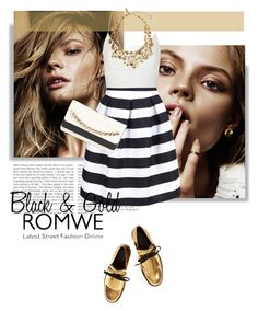 """""""For Romwe #46"""" by excogitatoris ❤ liked on Polyvore featuring Magdalena, Marni, Narciso Rodriguez, Oscar de la Renta and Valentino"""
