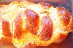Challah Braided Bread, Yeast Bread, Bread And Pastries, Challah, Bread Rolls, Bread Recipes, Breads, Favorite Recipes, Baking