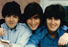Paul, John and George