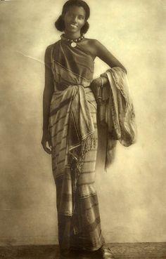 Sudan, circa 1940.