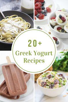 Recipes-Healthy Recipes| Greek Yogurt Recipes