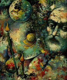 """Nostalgia"" Teimuraz Kharabadze - Artwork on USEUM"
