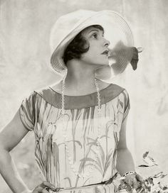 1920's fashion . . . love this look