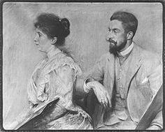 File:Portrait of Juliette and Rodolphe Wytsman. Portrait, Painters, Art, Pictures Of God, Kunst, Art Background, Portrait Illustration, Performing Arts, Portraits