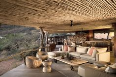 Tswalu Kalahari Private Game Reserve – Getting away from it all never felt so good