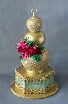 Shared by Career Path Design #weddingcakes