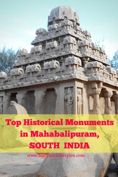 places to visit in Mhabalipuram #Mahabalipuram #southindia + Places of tourist interest in South India