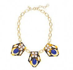 Prime Leader Newest Luxury Blue Stones Choker Necklaces Pendants Fashion Statement Jewelry For Women 2015 >>> Awesome product. Click the image : Gift for Guys