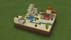 Minecraft Images, Easy Minecraft Houses, Minecraft Room, Minecraft Plans, Minecraft Decorations, Amazing Minecraft, Minecraft Tutorial, Minecraft Blueprints, Minecraft Crafts