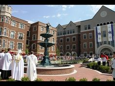 The Church Looks to Benedictine College