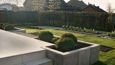 Holland Garden, Front Yard Design, Lawn And Garden, Garden Projects, Landscape Architecture, Backyard Landscaping, Outdoor Gardens, Garden Design, Gardening