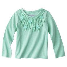 Genuine Kids from OshKosh ™ Infant Toddler Girls' Long-sleeve Knit Top