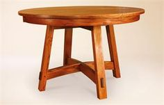 Colbran Amish Dining Room Table