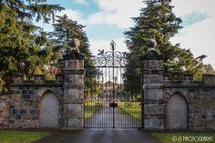 Leslie House Gate, Fife