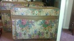 beautiful luggage sets - Google Search