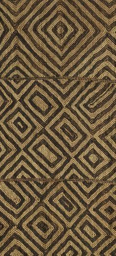 Africa | Kuba Cloth Detail, Democratic Republic of Congo