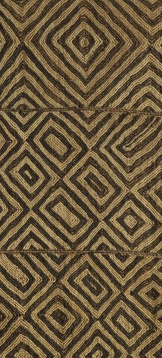 Africa | Kuba Cloth Detail, Democratic Republic of Congo
