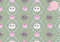 【Ellie&M's fabric】