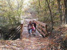Hiking Corner Canyon Regional Park - GHOST FALLS by Enjoy Utah!