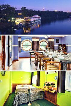 Prag mal anders erleben.. im schwimmenden Green Yacht Hotel. 3 Tage mit Frühstück, Dinner und Sektflasche gibt's schon für 79€ > http://www.reiseuhu.de/?p=363 #Hotels #Prag