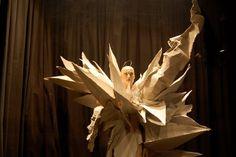 Etalage Marije Scheveningen, Kerst 2011  met Micha Noordam