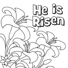 http://www.freefuneaster.com/wp-content/uploads/Easter-Coloring-Page-He-Is-Risen.png