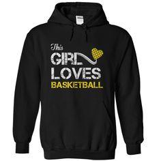This Girl Loves Basketball. See more basketball shirts -->> https://www.sunfrog.com/HQTeeHoodie/Custom-Basketball-Tshirt-and-Hoodie?35622