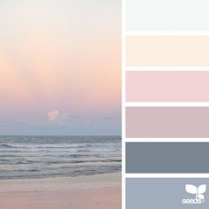 today's inspiration image for { color dream } is by @thedreamlife_design ... thank you, Ali, for another gorgeous #SeedsColor image share!