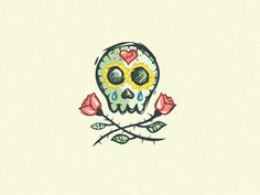 Logo Design: More Skulls