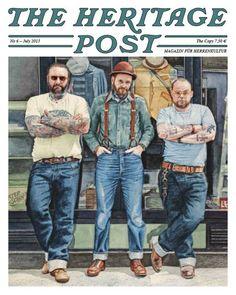 die form, damen- und herrenmode - The Heritage Post