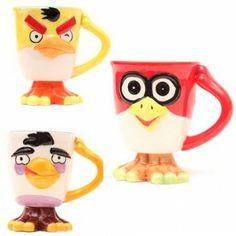 #Cana #AngryBirds Angry Birds, Mugs, Tableware, Dinnerware, Tumblers, Tablewares, Mug, Dishes, Place Settings