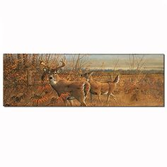 WGIGALLERY 124 Sumac Buck Wooden Wall Art ** Be sure to check out this awesome product.