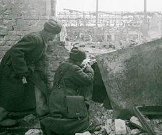 A Vida no Front: Natal Em Stalingrado