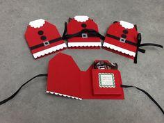 Stampin Up Christmas Gift Tags | Worth Pinning: Dekoriert Pretzel Kabinen
