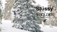 Stussy by Holden Outerwear Video