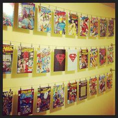 72 best comic book display images comic book display comic book rh pinterest com
