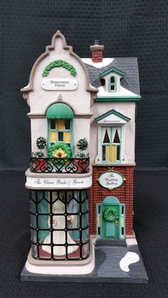 """Department 56 Christmas in the City """"The Wedding Gallery"""" #56.58943"""