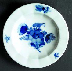Royal Copenhagen Antique Blue Flower China