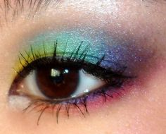 Just another beautiful rainbow eye!