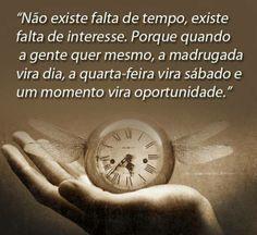 Não existe falta de tempo http://carvalhohelder.com/c/?p=enmoneypt&ad=pinterest