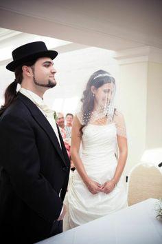 Tuba and Hearn's Wedding - The Happy Couple
