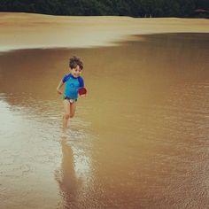 Ele e o Mar...