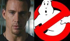 Rumor: Channing Tatum puede que salga en Ghostbusters - http://yosoyungamer.com/2015/03/rumor-channing-tatum-puede-que-salga-en-ghostbusters/