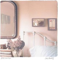 A Pastel Bedroom